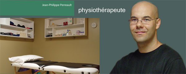 Jean-Philippe Perreault physical therapist
